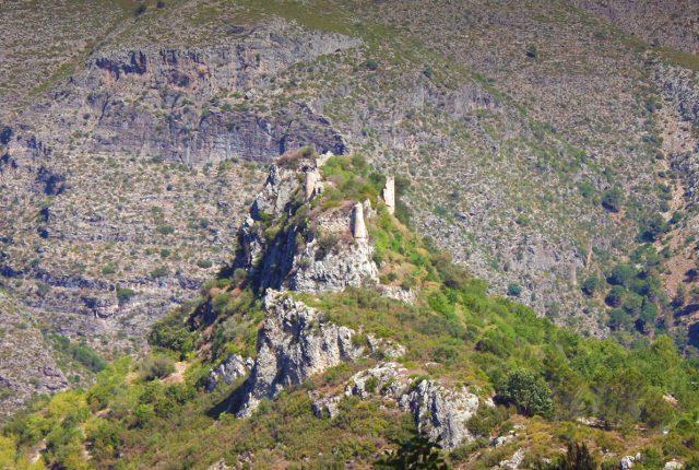 Castle of Benissili