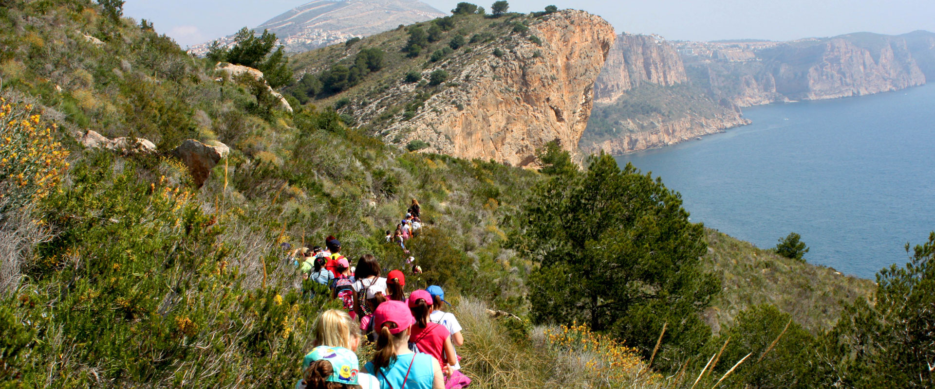 Educación ambiental. Costa norte de Alicante